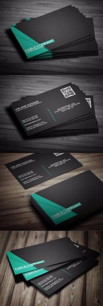 colores para tarjetas de presentacion neutras