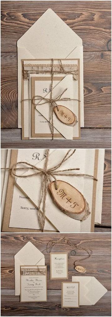 invitaciones para boda religiosa delicada