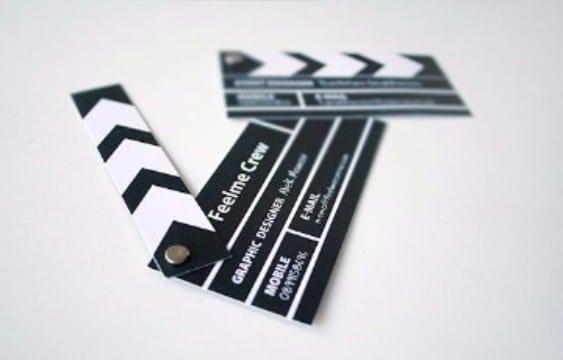 tipos de tarjetas de presentacion de diseñador