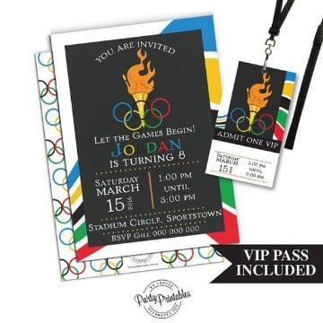 invitaciones a eventos culturales para imprimir