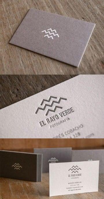 logos para tarjetas de presentacion en troquel
