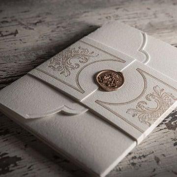 sobres para tarjetas de invitacion con estilo