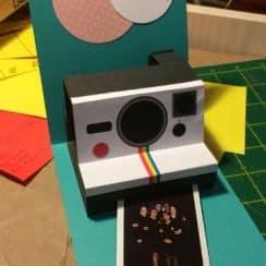 tarjetas creativas de cumpleaños para fotografos