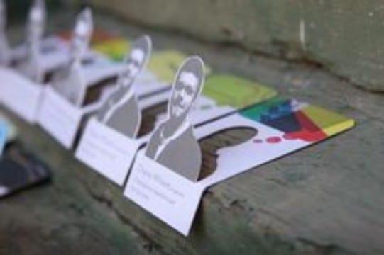tarjetas de presentacion 3d originales