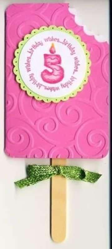 crear tarjetas de invitacion de cumpleaños con paleta