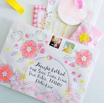 dibujos para cartas de amistad creativas
