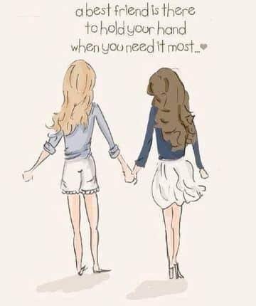 dibujos para cartas de amistad para amigas