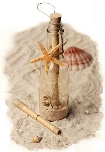 invitaciones de boda en la playa creativas
