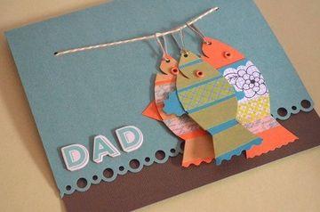 postales por el dia del padre creativa