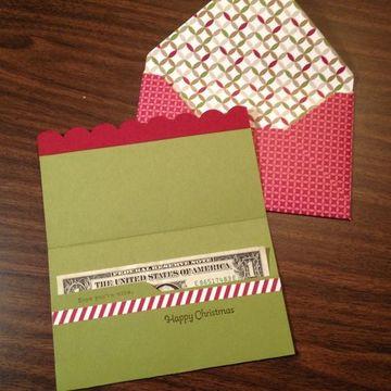 sobres para regalar dinero navidad