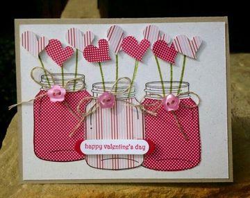 tarjetas 3d de amor