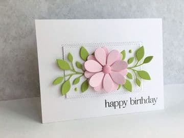 tarjetas creativas hechas a mano para mujeres