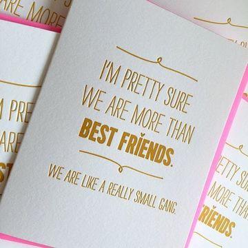 tarjetas de amistad graciosas