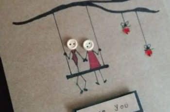 tarjetas de amor a mano para mi novio