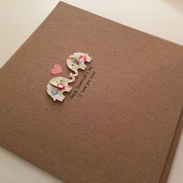 tarjetas de amor a mano