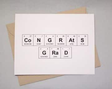 tarjetas de felicitaciones de grado postal