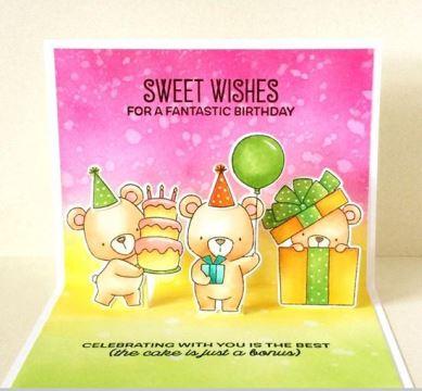 tarjetas magicas de cumpleaños