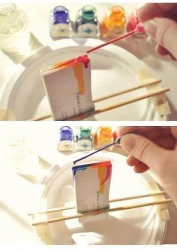 como hacer tarjetas de negocio creativas