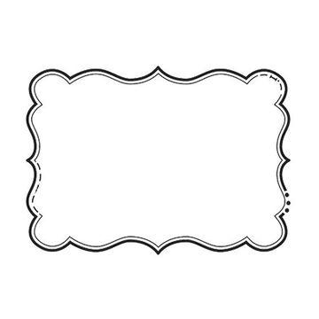 marcos para tarjetas de presentacion sencillo