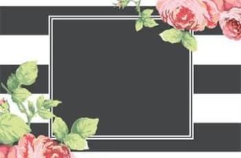 marcos para tarjetas de presentacion vintage