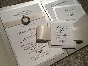 modelos de tarjetas de casamiento elegantes