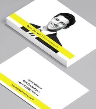 modelos de tarjetas de visita con foto