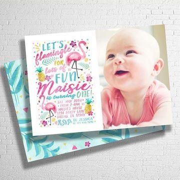 tarjetas de invitaciones para una fiesta cumpleaños niña