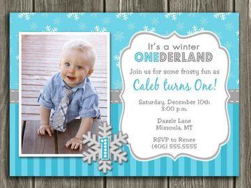 tarjetas de invitaciones para una fiesta cumpleaños niño