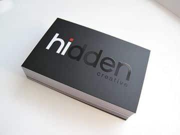 tarjetas de presentacion empresarial modernas