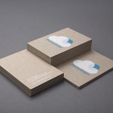 tarjetas de presentacion empresarial sencillas