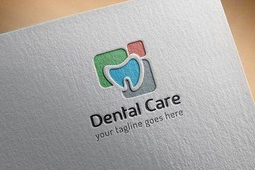 tarjetas de presentacion odontologia sencilla