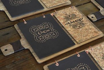 diseños de menus de restaurantes originales