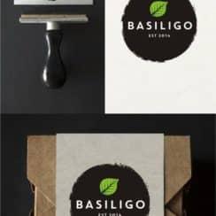 logos de empresas de comida organica