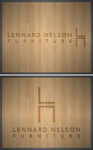 logos de empresas de muebles de madera