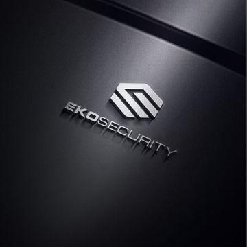 logos de empresas de seguridad elegantes