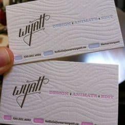 logos de tarjetas de presentacion monograma