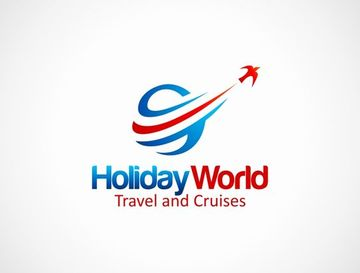 logos para agencias de viajes creativos