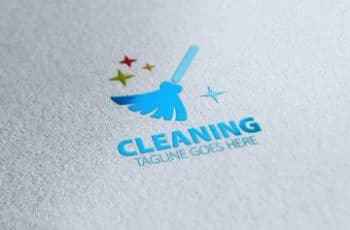 logos para empresas de limpieza