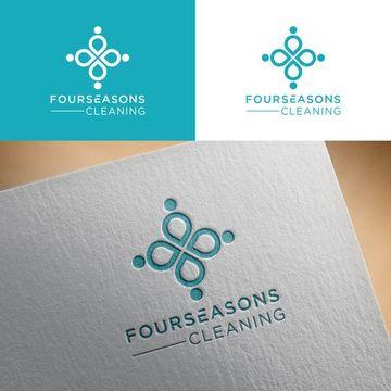 logos para empresas de limpieza y mantenimiento