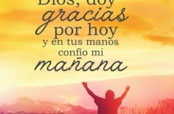 postales de agradecimiento a dios por hoy