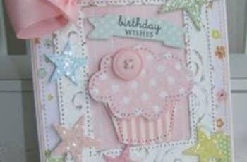 tarjetas de cumpleaños para niñas hermosas