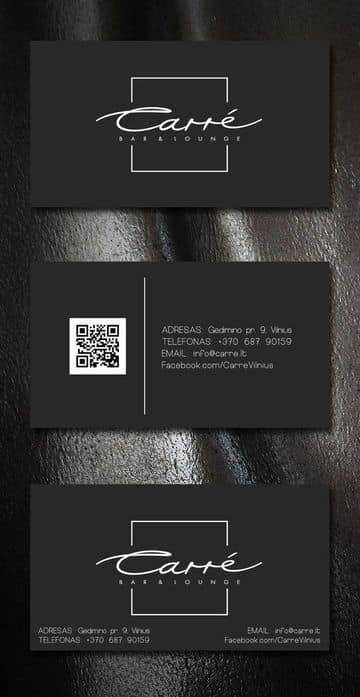 tarjetas de presentacion en serigrafia ambas caras