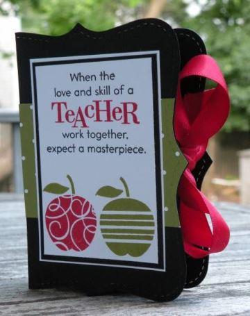tarjetas para el dia del maestro decoradas
