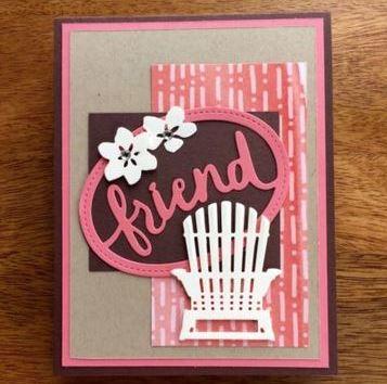 como hacer tarjetas de amistad para niñas