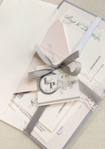 diseño de invitaciones para boda sencilla
