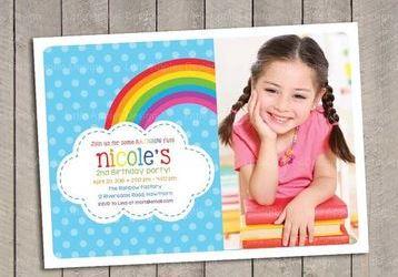 invitaciones para cumpleaños infantiles de 2 años