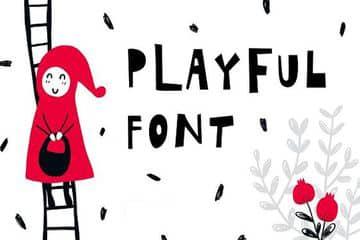 letras para invitaciones infantiles modernas