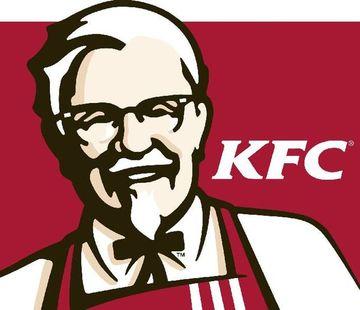 logos de comida rapida pollo y hamburguesas