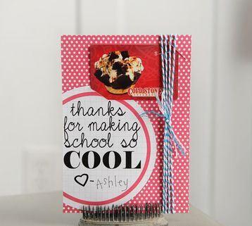 tarjetas de agradecimiento para profesores creativas