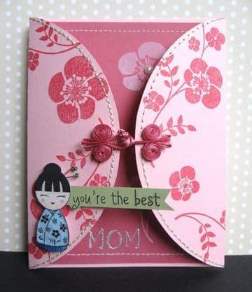 tarjetas para el dia de la mama china
